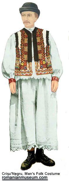 Pietroasa, Bãrbat West Plains, Romania, Costume, Popular, Folklore, Europe, Style, Fashion, Swag