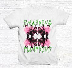 Smashing Pumpkins '93' T-Shirt. by SlunkTees on Etsy