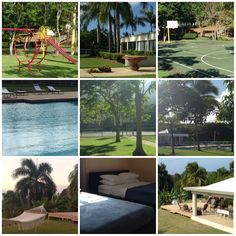 Hacienda Oceanview, Luquillo Puerto Rico Homeaway 3687771 www.luxuryvillapr.com  Perfect for a family vacation.  Quiet, peaceful community with pool, tennis, basketball, playground and more.  Villa has 4 bedrooms all with Oceanview balcony, sleeps 10.  #puertoricovacationrental #puertoricorental #haciendaoceanview