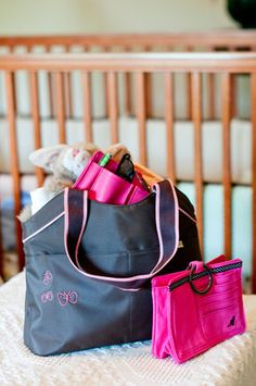 Pouchee can be used in diaper bags also!