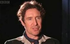 screencap from Paul McGann's Night of the Doctor interview