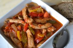 Kung Pao Chicken, Ratatouille, Tacos, Beef, Ethnic Recipes, Food, Meat, Meals, Ox