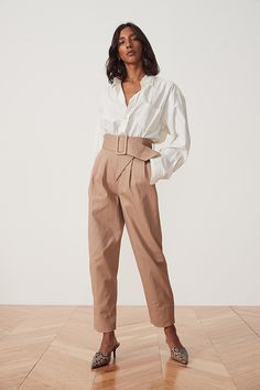 Summer Work Outfits, Casual Work Outfits, Work Casual, Cute Office Outfits, Chic Office Outfit, Casual Chic Outfits, Office Chic, Classy Casual, Trendy Outfits