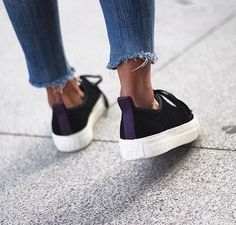 Sneaker Boots, Stiles, Flatform Sneakers, Black Shoes Sneakers, Shoes Heels,  Look 1d38d16531