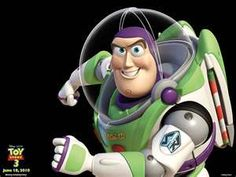 Buzz Lightyear...Space Ranger  A favorite of both kids!