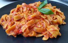 Free Image on Pixabay - Tagliatelle, Sicilia, Pasta Sundried Tomato Pasta, Tomato Pasta Sauce, Creamy Tomato Sauce, Whole Foods, Whole Food Recipes, Cooking Recipes, Vegan Pasta Sauce, Pasta Sauce Recipes, Plats Healthy