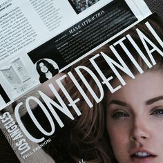 "Thank you LA Confidential magazine for your ""Mane Attraction"" article on ILES FORMULA. Haute Performance Haircare, Paraben-free, Sulfate-free, Pure Virgin Ingredients"