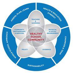 Health Promoting Schools (Healthy School Communities) | PHE Canada