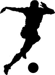 soccer player silhouette vector at vectorportal Hibernian Fc, Phone Decals, Rules For Kids, Silhouette Vector, Soccer Players, Silhouettes, Youth Soccer, Personal Injury, Houses