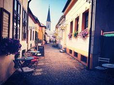 KOSICE - Hrnciarska street My Town, Street, Walkway