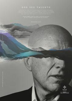 Seja como o cineasta Fernando Meirelles, o escritor Luiz Fernando Veríssimo, o fotógrafo Sebastião Salgado e o jogador Zé Roberto. Seja doador de órgãos.