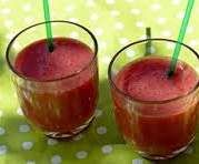 Rezept Apfel Banane Erdbeer Smoothie von tammytm5 - Rezept der Kategorie Getränke