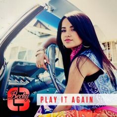 """Becky G - """"Play It Again""""...I think this is the song I like that was playing on Disney"""