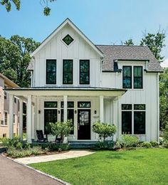 Tour This Modern Farmhouse in Wilmette | Chicago magazine | Home & Garden September 2014
