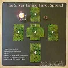 The Silver Lining Tarot Spread