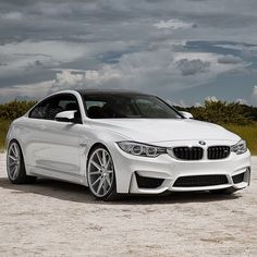 #BMW M4 It's going to look good in my garage! :-)