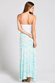 Summer is all about skirts. Strapless Dress Formal, Formal Dresses, Wholesale Clothing, Chevron, Shoulder Dress, Skirts, Summer, Clothes, Tops