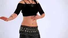 How to Isolate Lower Abs in Belly Dancing