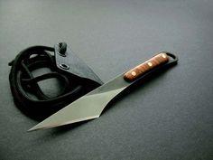 Custom neck Knives fixed blade knives Gallery 1