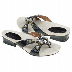 Earthies Lazeretta Shoes (Black) - Women's Shoes - 7.0 M