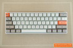 Akko Steam Engine Keycaps Review - SA VS OEM profile - ShopzadaPH Tech Reviews
