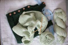 Baby layette knit essentials