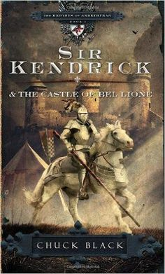 Sir Kendrick and the Castle of Bel Lione (The Kingdom series book 1 of 6) A series of medieval action/adventure stories that build upon The Kingdom Series books and fit within the time of waiting (between books 3 and 5). This is analogous to the Church Age or Time of the Gentiles.This in not a chronological series like the Kingdom Series, for each book stands alone and tells adventure of individual knights during this time period.  Great for read-aloud. Ages 8+