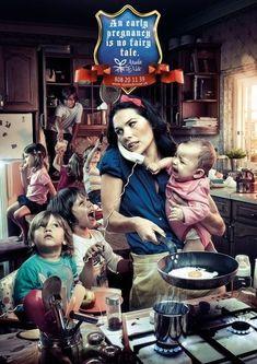 Pregnancy Advert