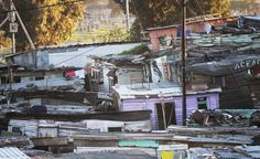 Around 70% of residents still live in shacks and one in three people has to walk 200 meters or further to access water crime rates remain very high and that only a small portion of residents see improvements as a result of infrastructure and welfare interventions