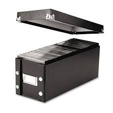 Image result for the best way to store dvds and cds