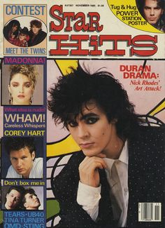 I actually remember buying this very issue - so afraid my parents would disapprove and take it away.