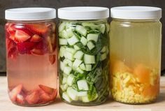 How to Make Your Own Infused Vodka + 3 Recipes: Strawberry, Grapefruit Ginger & Cucumber Basil