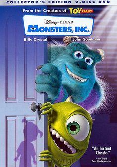 Disney & Pixar, what a team.
