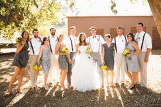 ABM Wedding Photography |  Wedding Party | Wedding photography in San Diego paramount ranch wedding