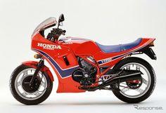 Honda VT250f2d = Vtwin 250 cubic centermetres per cylander, model 2d.  1983, known as Integra in the USA