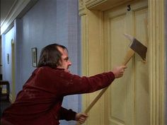 BROTHERTEDD.COM - The Shining (1980) Female Firefighter Quotes, Firefighter Decor, Volunteer Firefighter, Firefighters Wife, Jack Nicholson The Shining, Stanley Kubrick Quotes, Obscure Facts, Here's Johnny, Recent Movies
