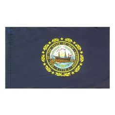 Indoor and Parade Colonial Nyl-Glo New Hampshire Flag-Assorted Sizes http://www.pacificcoastflag.com/indoor-and-parade-colonial-nyl-glo-new-hampshire-flag-1.html