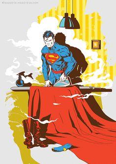 Superoutine on Behance