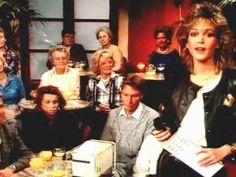 Knoff Hoff Show vom 04.10.1987 inkl. Programmansage von Birgit Schrowange