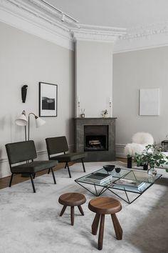 Classico e accogliente - Interior Break