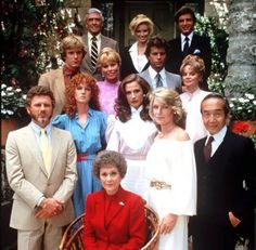 Falcon Crest - another great TV drama show from the with a great cast and one of the best TV show theme songs of the time. Shame we don't have shows like this anymore. Great Tv Shows, Old Tv Shows, Radios, Trivia, Falcon Crest, Tv Show Casting, Vintage Television, Kino Film, Television Program