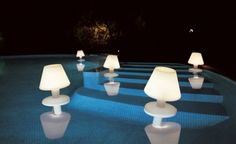lampada LED per piscina