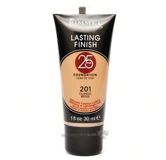 Rimmel lasting finish 25 hour foundation ingredients - Google Search