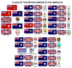 Historical Atlas of the British Empire - Early Empire