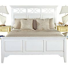 Cindy Crawford Home Seaside White 5 Pc King Panel Bedroom . $1,599.99.  Find affordable Bedroom Sets for your home that will complement the rest of your furniture.