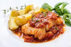Η ουρά της πεσκανδρίτσας γίνεται τηγανητή, ψητή, αχνιστή, σαγανάκι, ενώ το κεφάλι είναι ιδανικό για σούπα. Το κρέας της είναι συμπαγές, χωρίς αγκάθια και εύπεπτο, και είναι κατάλληλο και για τα παιδιά