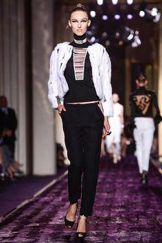 Versace Couture Fall Winter 2014 Paris