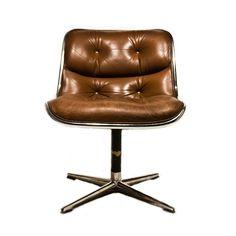 Charles Pollock, Pollock Chair for Knoll, 1963.