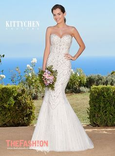 Kitty Chendesigns her own unique dresses for weddings, fashion outing and fun. She combines her Eastern origins with Western demands, incorporating progressive designs with top quality materials, …