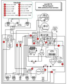 6c90350c81ff8650fb5679133c89f1cb mg td wiring diagram mg td wiring diagram at bakdesigns.co